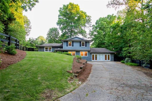 2235 Forest Drive, Cumming, GA 30041 (MLS #6881694) :: Path & Post Real Estate