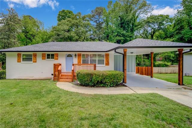 2574 Lancaster Drive, East Point, GA 30344 (MLS #6881753) :: Path & Post Real Estate