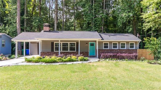2723 Mcclave Drive, Doraville, GA 30340 (MLS #6881875) :: Dillard and Company Realty Group