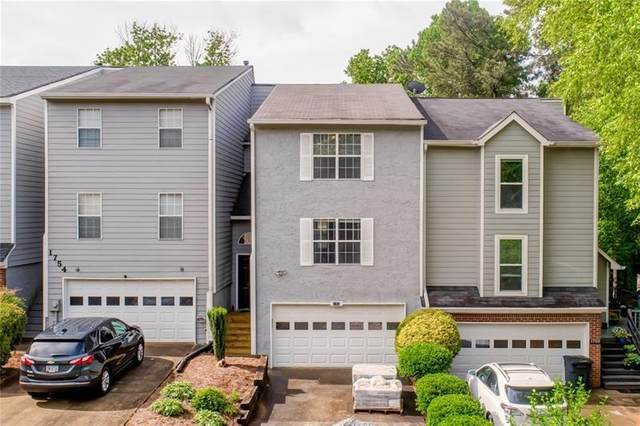 1752 Millview Drive, Marietta, GA 30062 (MLS #6881940) :: Path & Post Real Estate