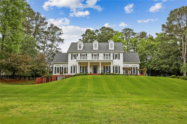 1445 Birmingham Road, Alpharetta, GA 30004 (MLS #6882093) :: Path & Post Real Estate