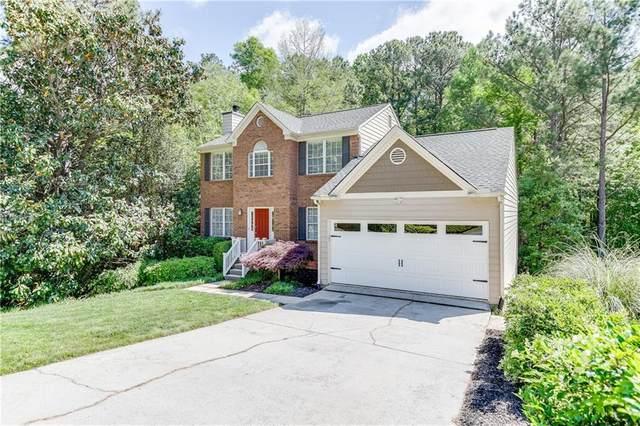 110 Preston Oaks Drive, Alpharetta, GA 30022 (MLS #6882219) :: North Atlanta Home Team