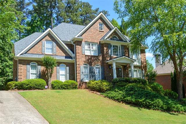3757 Baccurate Way, Marietta, GA 30062 (MLS #6882419) :: Path & Post Real Estate