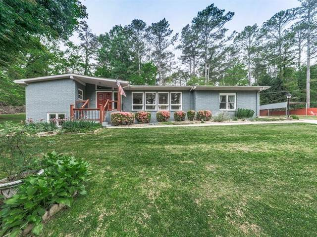 6101 Misty Valley Drive SE, Acworth, GA 30102 (MLS #6882561) :: Path & Post Real Estate
