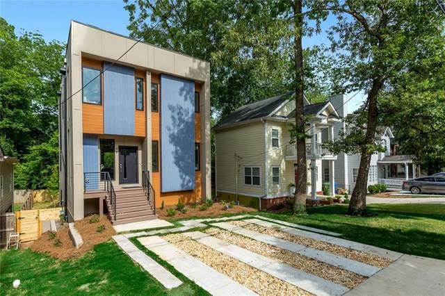 49 Montgomery Street NE, Atlanta, GA 30307 (MLS #6882606) :: Kennesaw Life Real Estate
