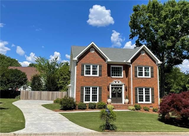 2211 Concord Square NE, Marietta, GA 30062 (MLS #6882682) :: North Atlanta Home Team