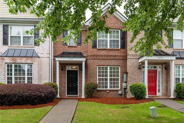 4692 Liberty Square Drive, Acworth, GA 30101 (MLS #6882684) :: The Cowan Connection Team