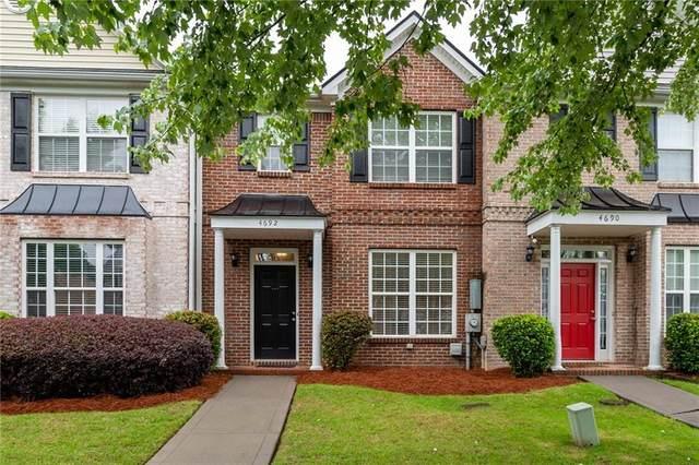 4692 Liberty Square Drive, Acworth, GA 30101 (MLS #6882684) :: Path & Post Real Estate