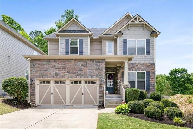 543 Crestmont Lane, Canton, GA 30114 (MLS #6882754) :: Path & Post Real Estate