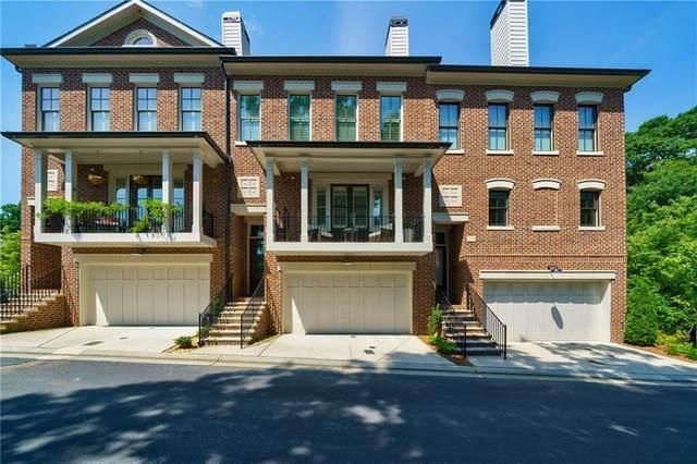 3736 Paige Way NE #11, Atlanta, GA 30319 (MLS #6882904) :: Kennesaw Life Real Estate