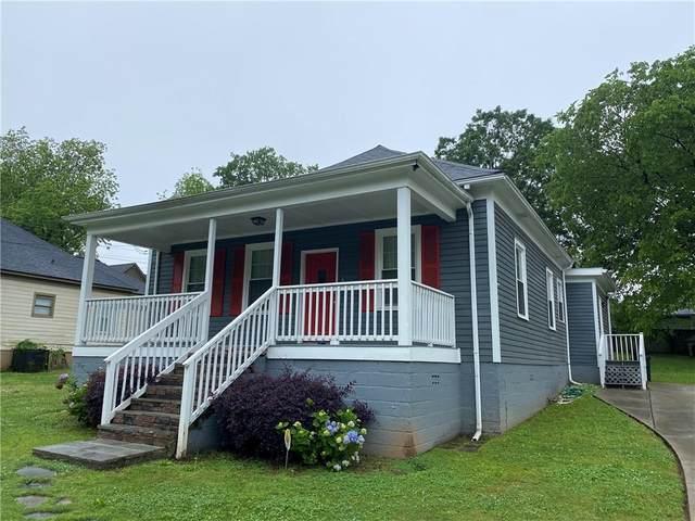 3289 Dogwood Street, College Park, GA 30337 (MLS #6882907) :: The Hinsons - Mike Hinson & Harriet Hinson