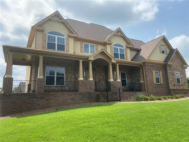 1668 Rambling Rill Drive, Statham, GA 30666 (MLS #6882951) :: North Atlanta Home Team
