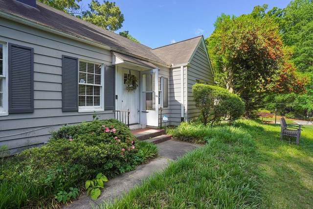 205 Lindbergh Drive NE, Atlanta, GA 30305 (MLS #6883089) :: The Kroupa Team   Berkshire Hathaway HomeServices Georgia Properties