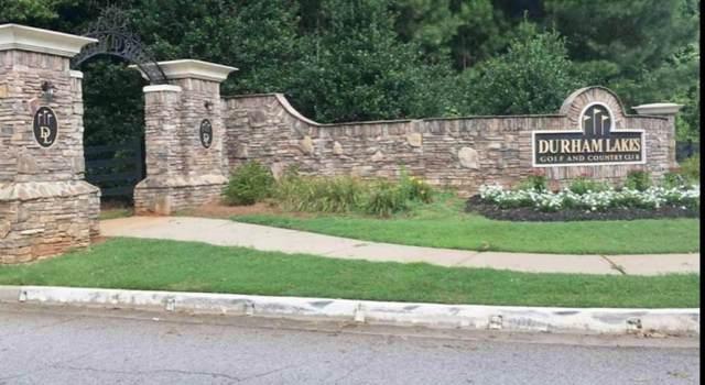 2029 Broadmoor Way, Fairburn, GA 30213 (MLS #6883275) :: The Kroupa Team | Berkshire Hathaway HomeServices Georgia Properties