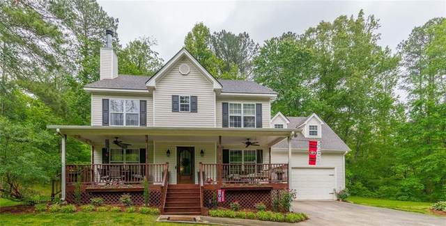92 Blacks Mill Valley Road, Dawsonville, GA 30534 (MLS #6883309) :: The Heyl Group at Keller Williams