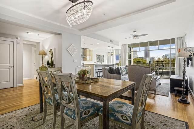 250 Park Avenue West NW #406, Atlanta, GA 30313 (MLS #6883342) :: Path & Post Real Estate