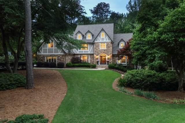 1810 Brandon Hall Drive, Sandy Springs, GA 30350 (MLS #6883546) :: North Atlanta Home Team