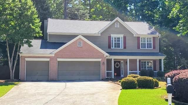 2702 Brookefield Lane NW, Kennesaw, GA 30152 (MLS #6883551) :: North Atlanta Home Team