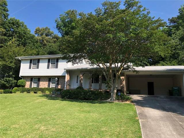 6809 Lockridge Drive, Atlanta, GA 30360 (MLS #6883564) :: RE/MAX Prestige