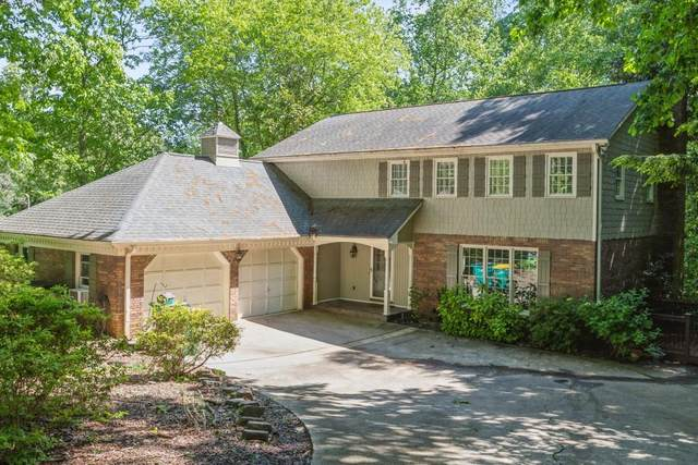 7105 Hunters Branch Drive, Sandy Springs, GA 30328 (MLS #6883638) :: Todd Lemoine Team