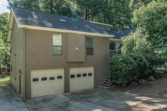 4009 Maxanne Drive NW, Kennesaw, GA 30144 (MLS #6883828) :: North Atlanta Home Team