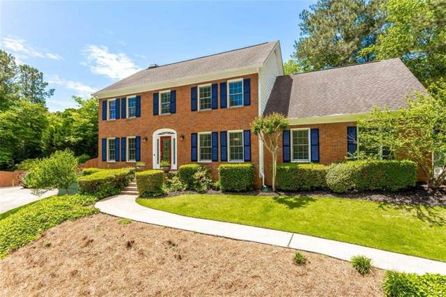 1835 NE Greenfinch Court NE, Roswell, GA 30075 (MLS #6883944) :: Charlie Ballard Real Estate