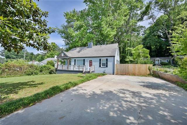 2083 Connally Drive, East Point, GA 30344 (MLS #6884292) :: AlpharettaZen Expert Home Advisors