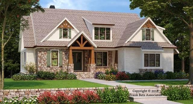 6525 Crestline Drive, Dawsonville, GA 30534 (MLS #6884481) :: North Atlanta Home Team