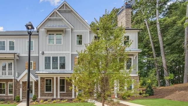 2102 Cortland Road #32, Milton, GA 30009 (MLS #6884723) :: Tonda Booker Real Estate Sales