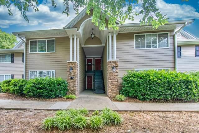 1468 Briarwood Road NE #108, Brookhaven, GA 30319 (MLS #6884727) :: North Atlanta Home Team