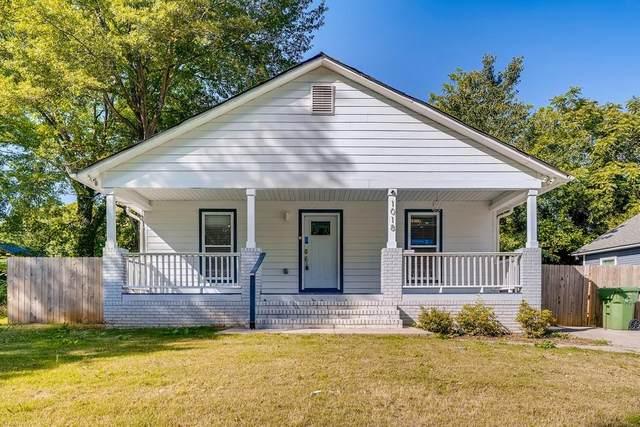 1018 Dimmock Street SW, Atlanta, GA 30310 (MLS #6885302) :: Path & Post Real Estate