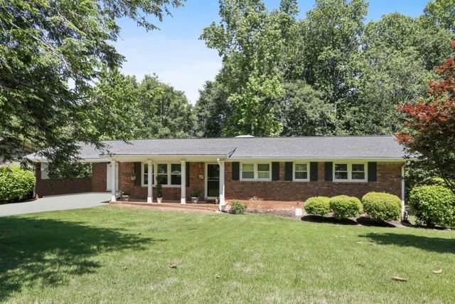 3825 Highview Terrace, Smyrna, GA 30082 (MLS #6885615) :: Dillard and Company Realty Group