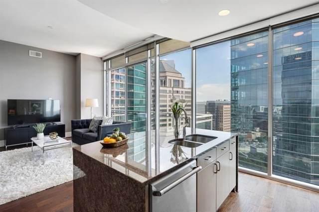 1065 Peachtree Street NE #3301, Atlanta, GA 30309 (MLS #6885736) :: The Kroupa Team | Berkshire Hathaway HomeServices Georgia Properties