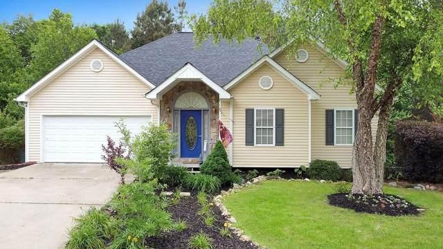 1069 Whispering Woods Drive, Canton, GA 30115 (MLS #6885918) :: North Atlanta Home Team