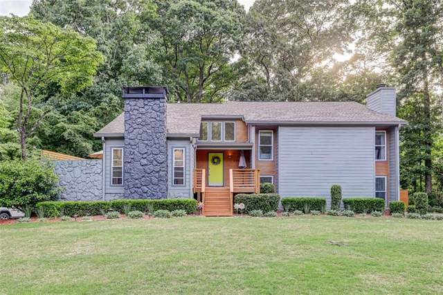 2391 Pine Cove Drive, Tucker, GA 30084 (MLS #6885981) :: North Atlanta Home Team