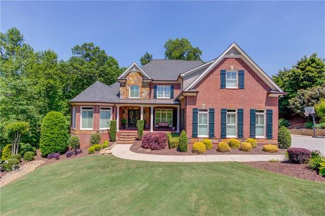 4944 Feather Lane, Flowery Branch, GA 30542 (MLS #6886177) :: Oliver & Associates Realty