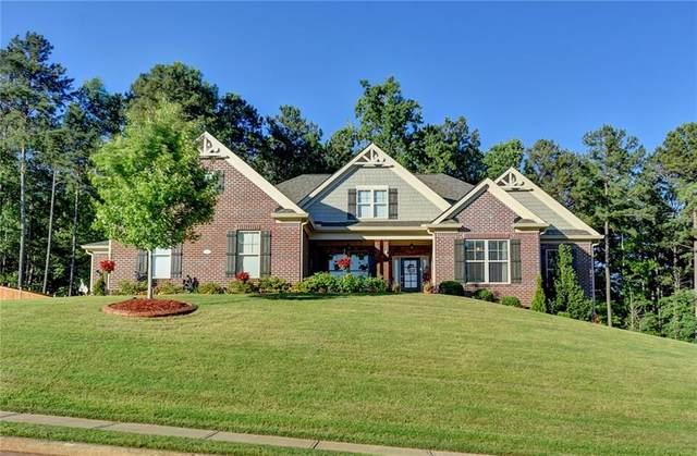 495 Thomas Drive, Loganville, GA 30052 (MLS #6886310) :: Dillard and Company Realty Group