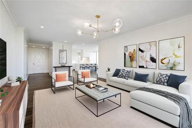2575 Peachtree Road NE 16F, Atlanta, GA 30305 (MLS #6886338) :: Path & Post Real Estate