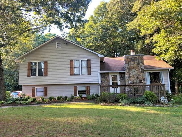 145 Little Brook Drive, Woodstock, GA 30188 (MLS #6886415) :: North Atlanta Home Team