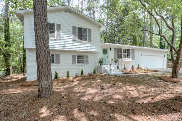 3231 Foxwood Trail SE, Smyrna, GA 30082 (MLS #6886808) :: North Atlanta Home Team
