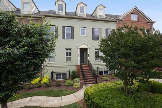 6408 Paulson Place #58, Atlanta, GA 30328 (MLS #6886990) :: RE/MAX Prestige