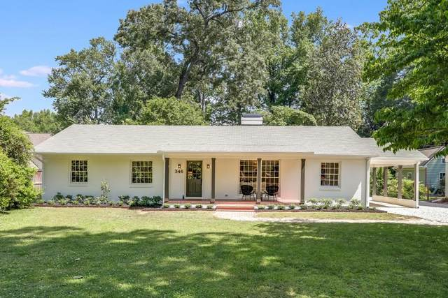 346 Whitlock Avenue NW, Marietta, GA 30064 (MLS #6887219) :: North Atlanta Home Team