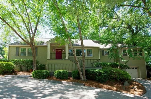 1776 Johnson Road NE, Atlanta, GA 30306 (MLS #6887365) :: Dillard and Company Realty Group