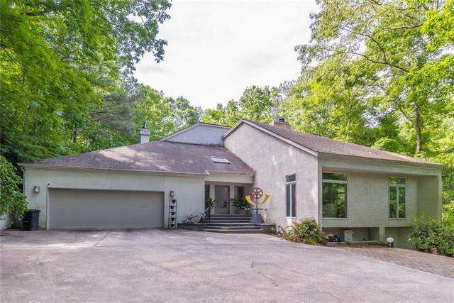 55 Finch Forest Trail NW, Sandy Springs, GA 30327 (MLS #6887562) :: 515 Life Real Estate Company