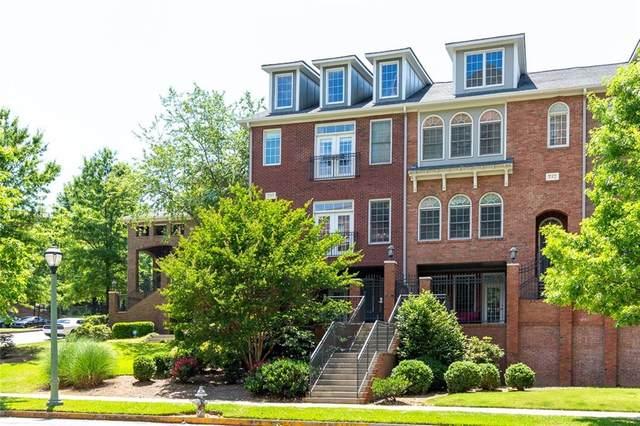 540 Centennial Olympic Park Drive NW, Atlanta, GA 30313 (MLS #6887834) :: Kennesaw Life Real Estate