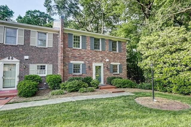 3050 Margaret Mitchell Drive #34, Atlanta, GA 30327 (MLS #6887960) :: Path & Post Real Estate