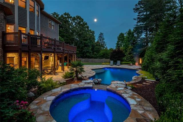 1539 Summerford Court, Dunwoody, GA 30338 (MLS #6888783) :: North Atlanta Home Team