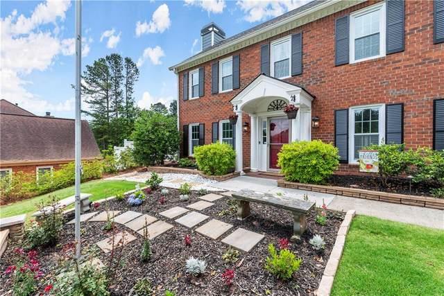 2262 Pine Warbler Way, Marietta, GA 30062 (MLS #6888897) :: Path & Post Real Estate