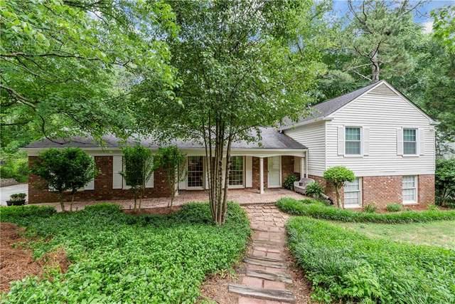 83 Pheasant Drive SE, Marietta, GA 30067 (MLS #6889205) :: 515 Life Real Estate Company