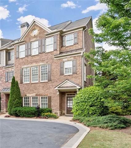 568 Parkside Village Way NW, Marietta, GA 30060 (MLS #6890511) :: RE/MAX Prestige